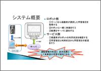 RSNP通信を用いたネットワークロボットによる運動習慣形成のための英単語学習システム